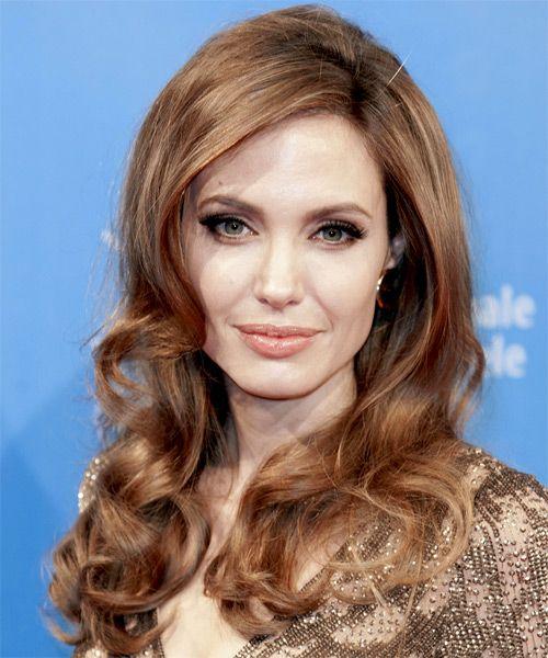 25+ Angelina jolie coiffure tuto le dernier