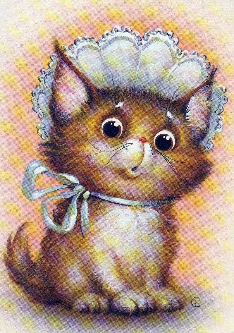 Смешные открытки с зверюшками, гифы благовещением