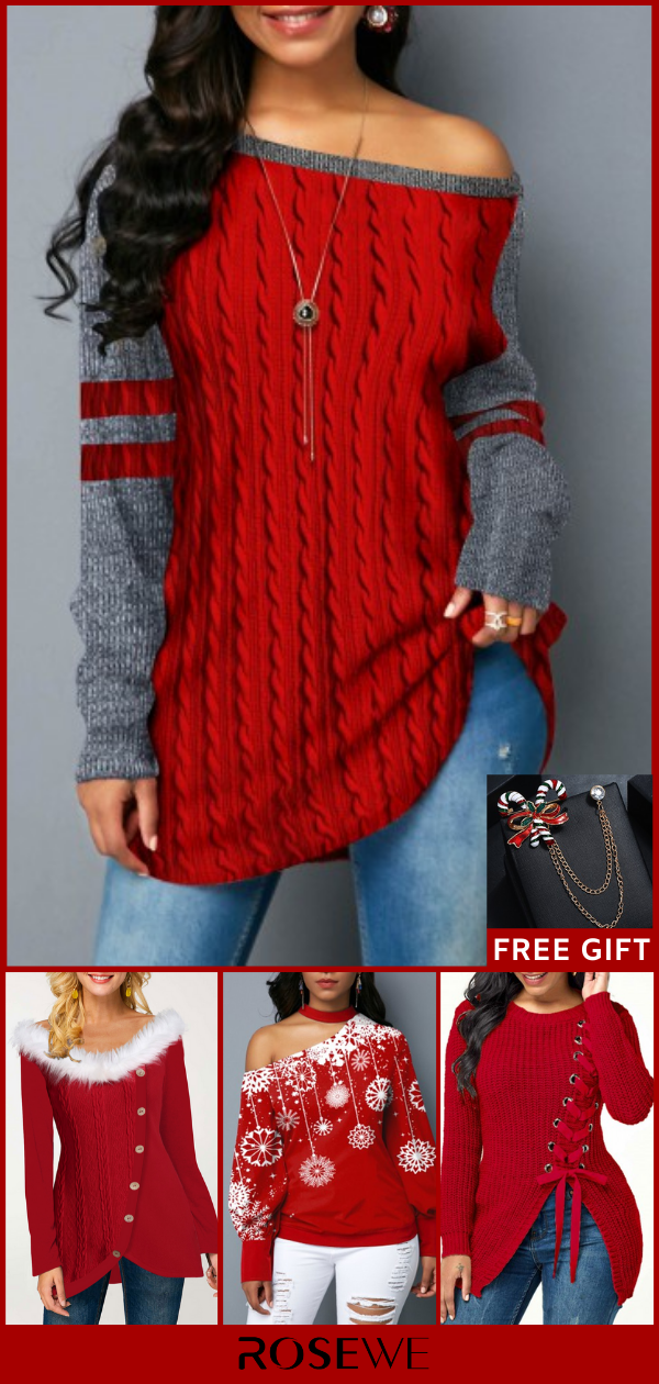 Get Free Brooch Ends Christmas Day 2020 Party Fashion Fall Fashion Sweaters Women Blouses Fashion Fashion Outfits