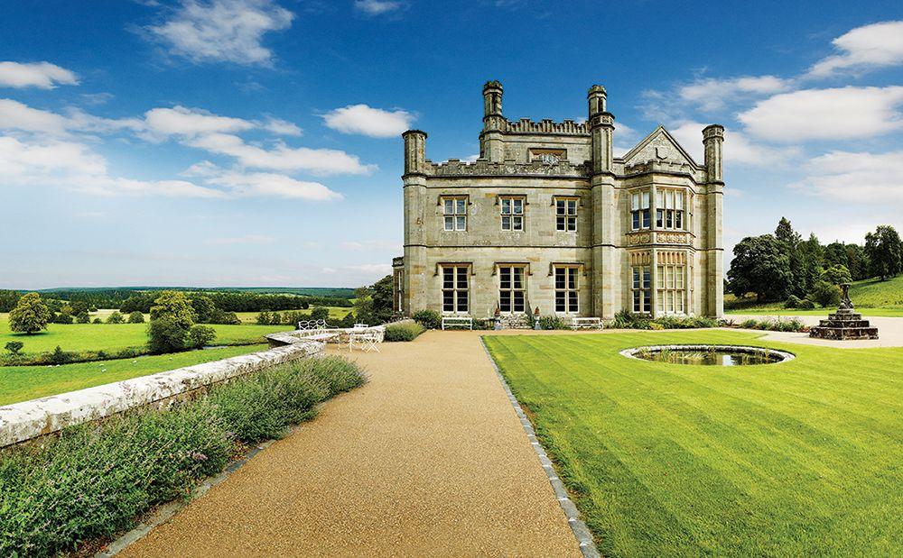 16 Scottish castle wedding venues Wedding venues