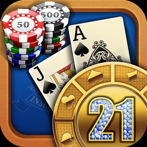 Blackjack game on Behance 棋牌
