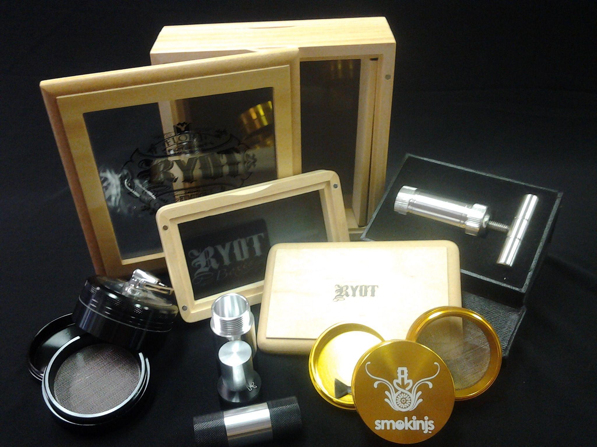 Dream grinder kief set cool gifts herb storage