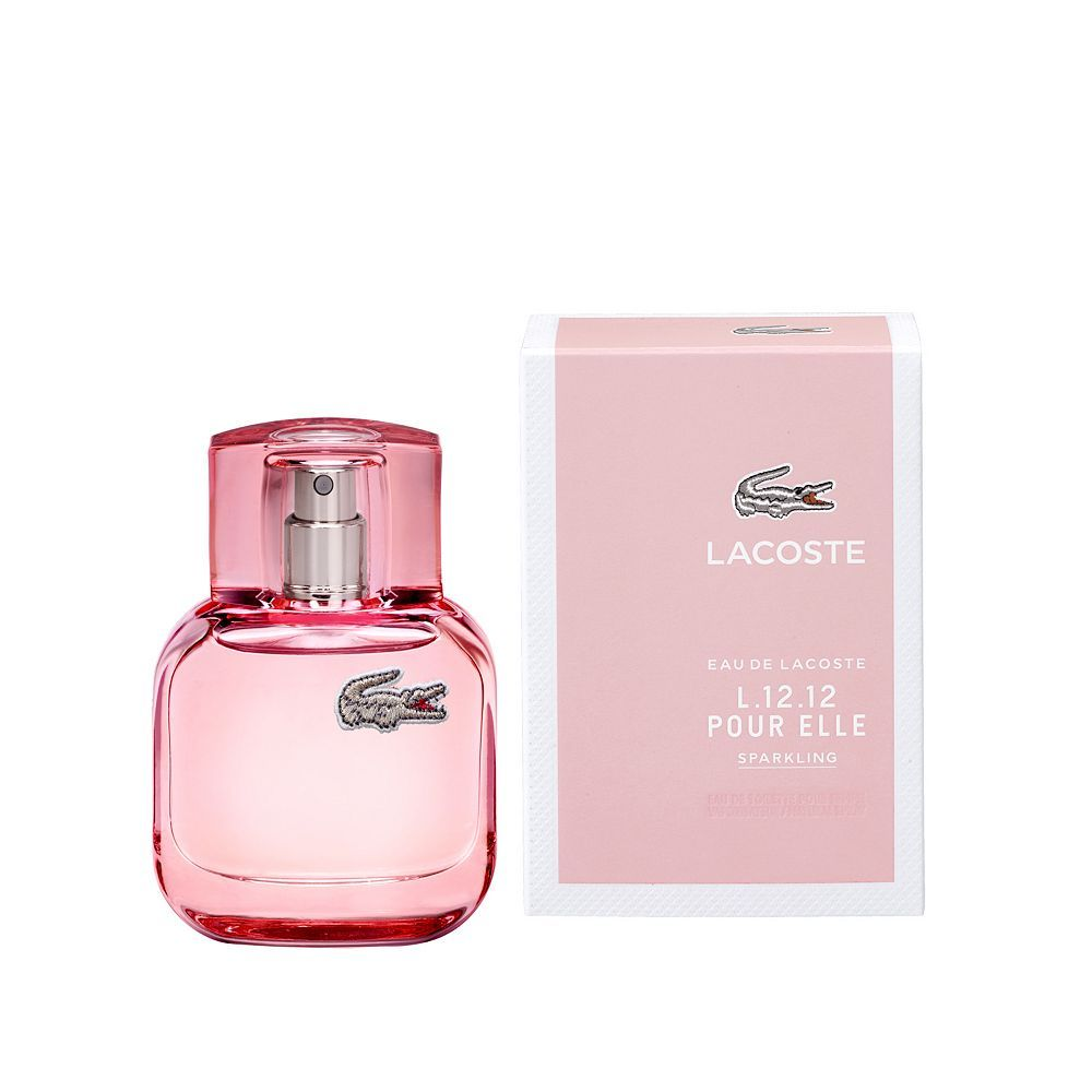 uk availability 119af 08721 Lacoste Eau de Lacoste L.12.12 Pour Elle Sparkling Women's ...