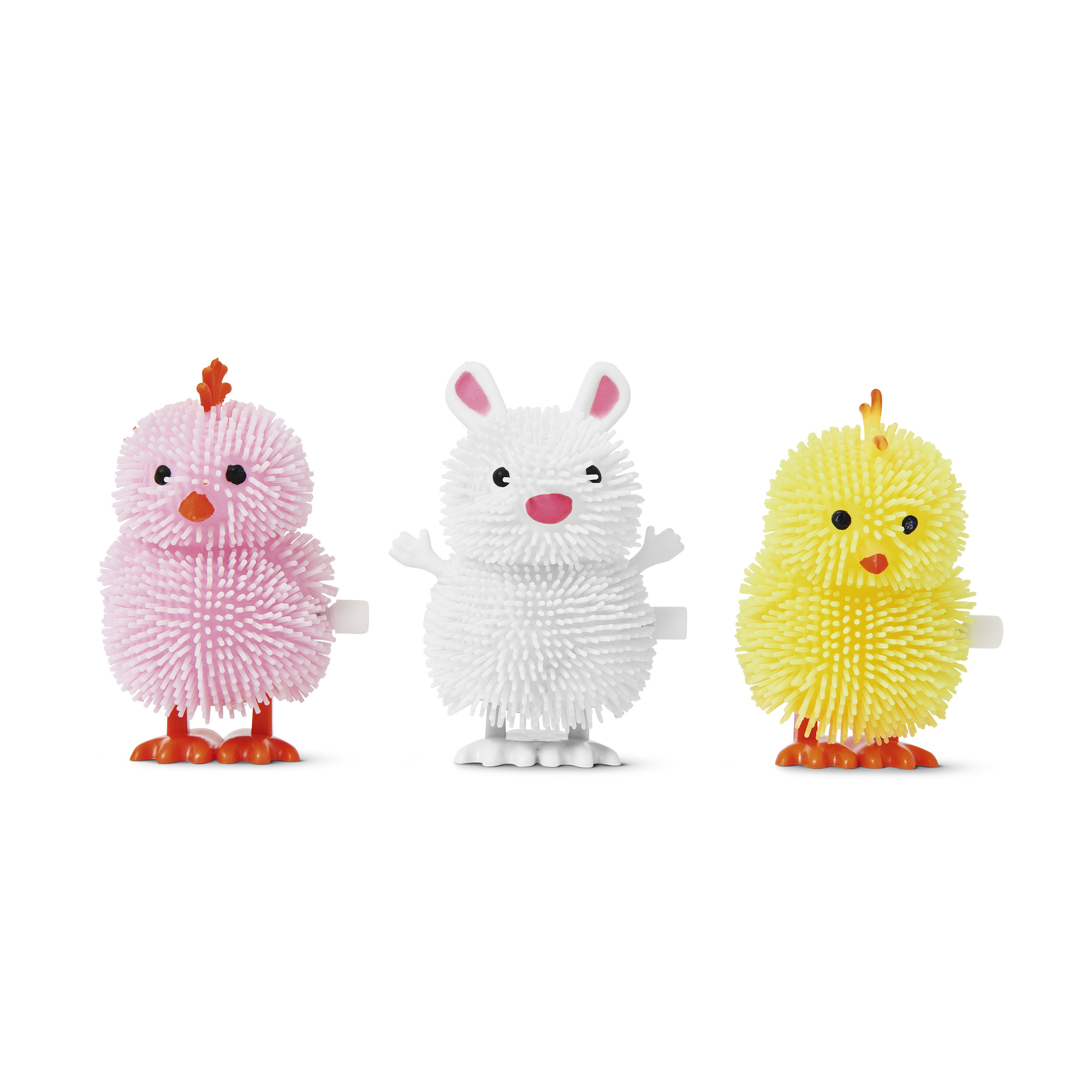 Marvelous Easter, Chicks And Bunny, Tiger, Finnish Store, March 2016