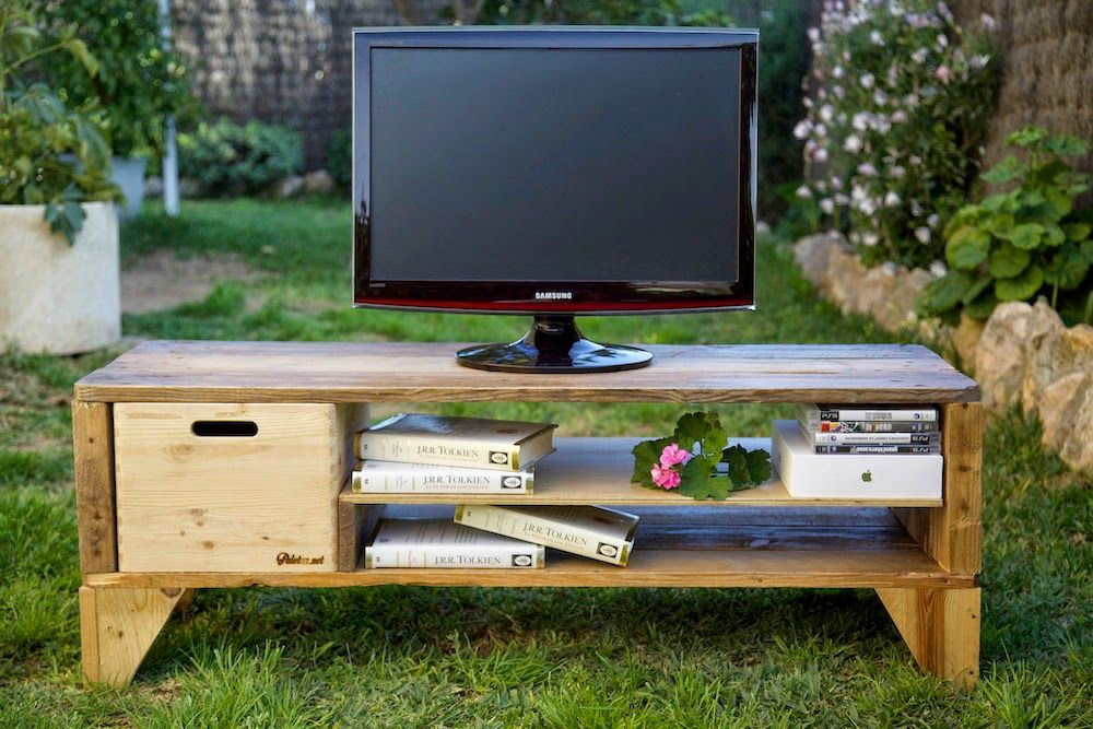 como reciclar una mesa de tv vieja buscar con google