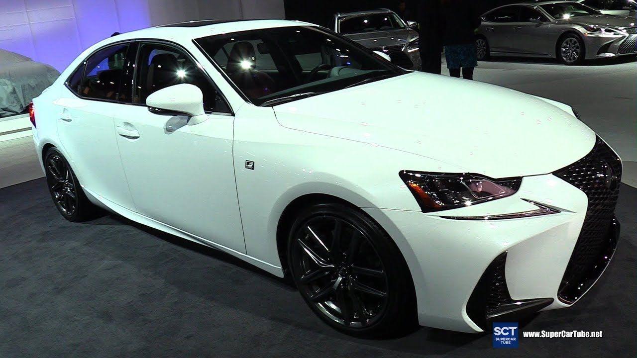 2019 Lexus IS 350 F Sport Exterior and Interior