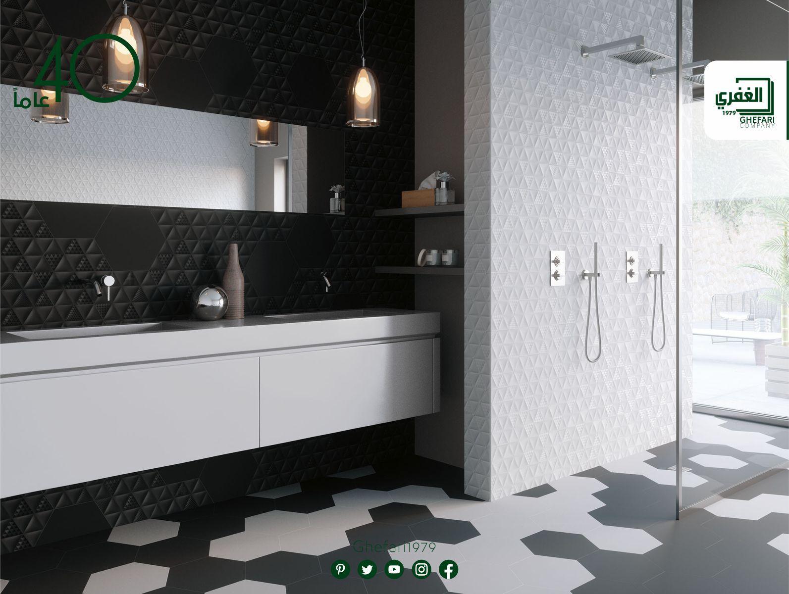 بورسلان حوائط حمامات مطبخ اسباني الصنع مقاس 23x27 للمزيد زورونا على موقع الشركة Https Www Ghefari Com Ar M Flooring Store Tile Stores Dimensional Tile