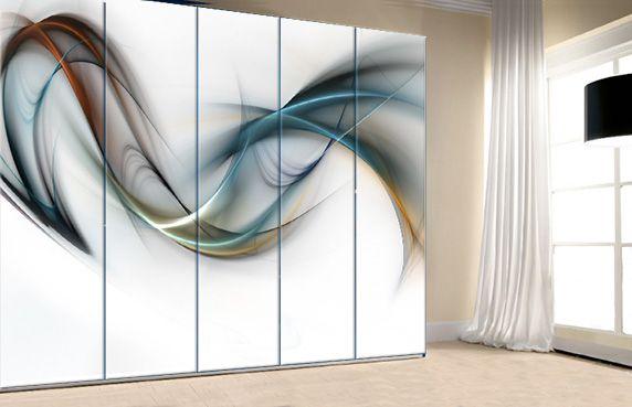 Murales de armarios boreal decoracion beltran tu tienda - Decoracion armarios empotrados ...