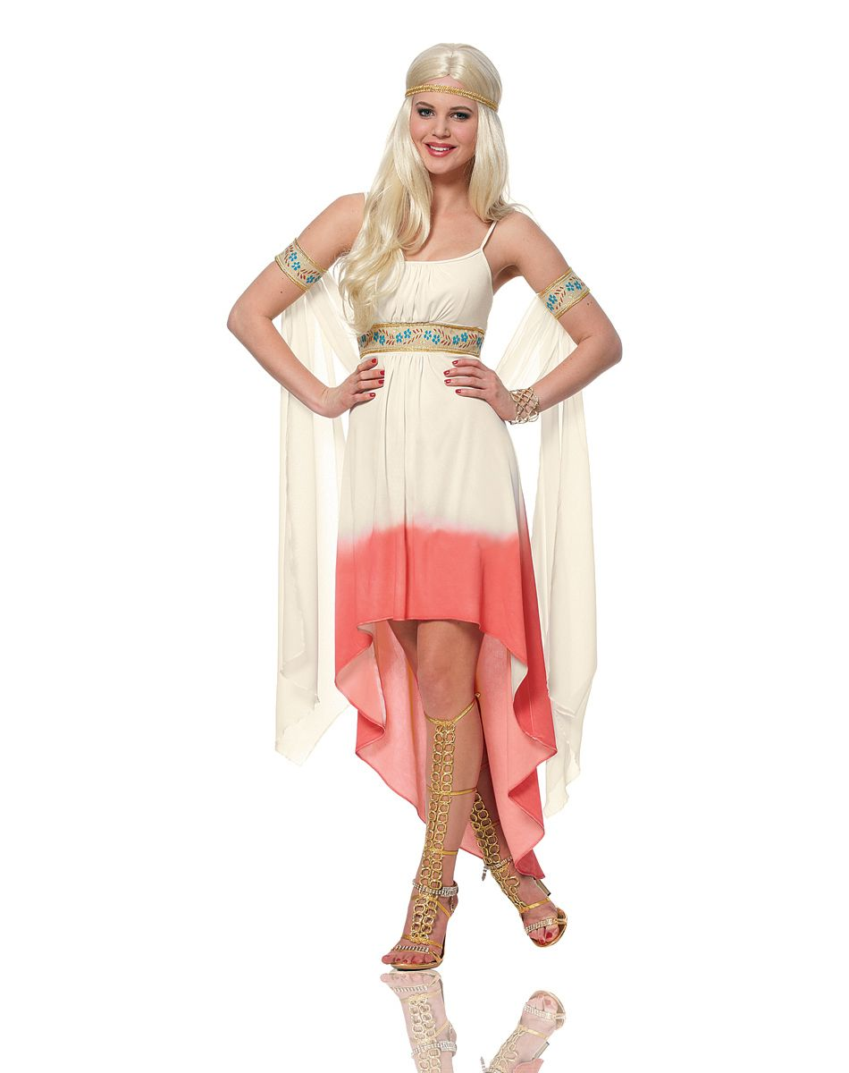 coral goddess adult womens costume | halloween/morp | pinterest