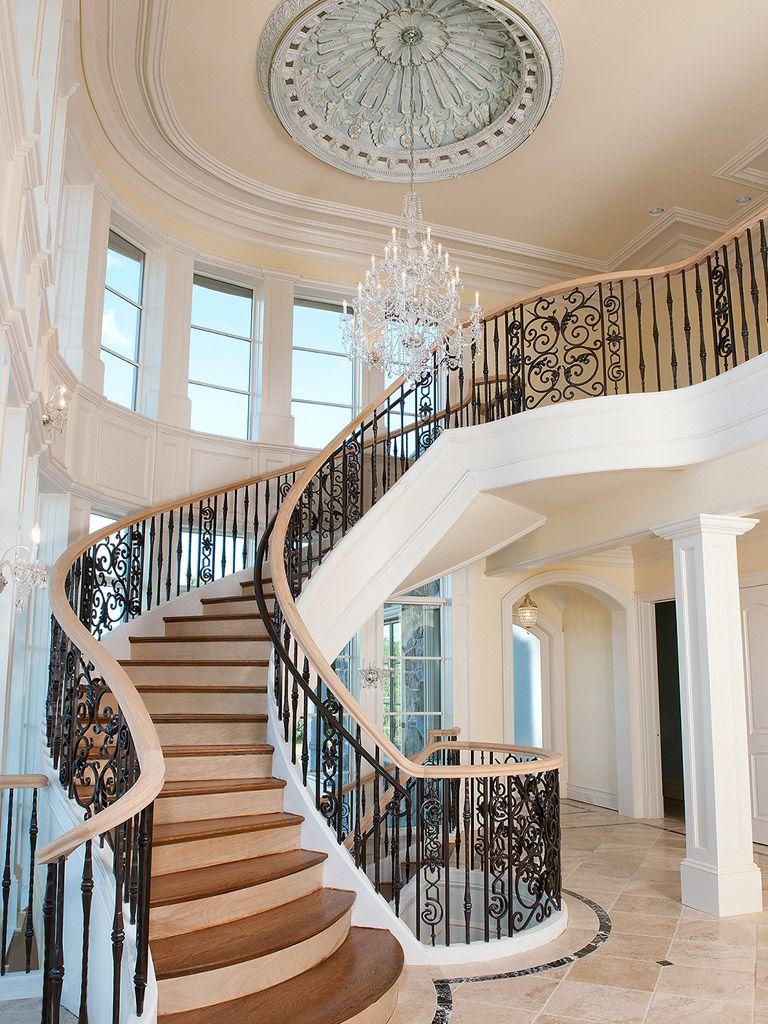 Photo Gallery Build dream home, Staircase design