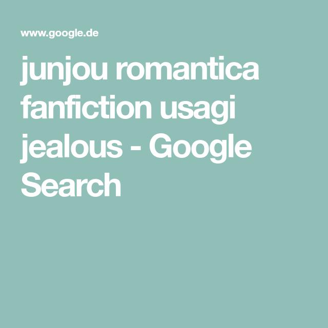 junjou romantica fanfiction usagi jealous - Google Search ...