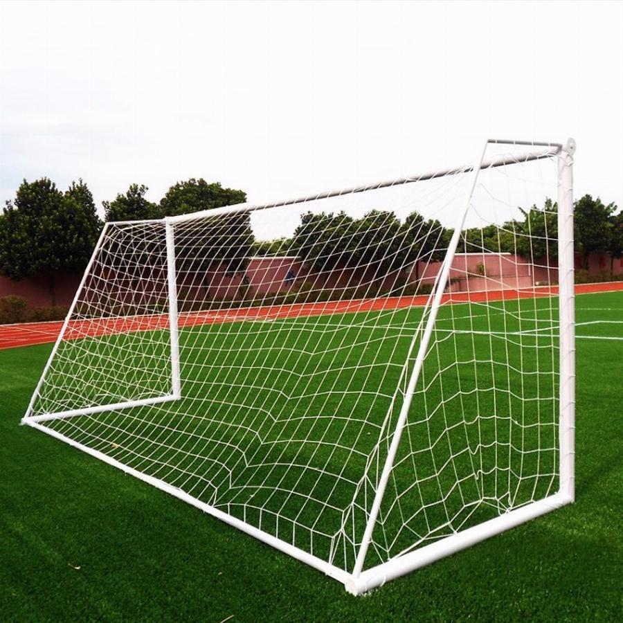 7v7 Soccer Goal Net Football Goal Net Size L 550cm W 120cm H 170cm Polypropylene Football Net Soccer Net For 7 Players Soccer Goal Post Football Goal Post Goal Net