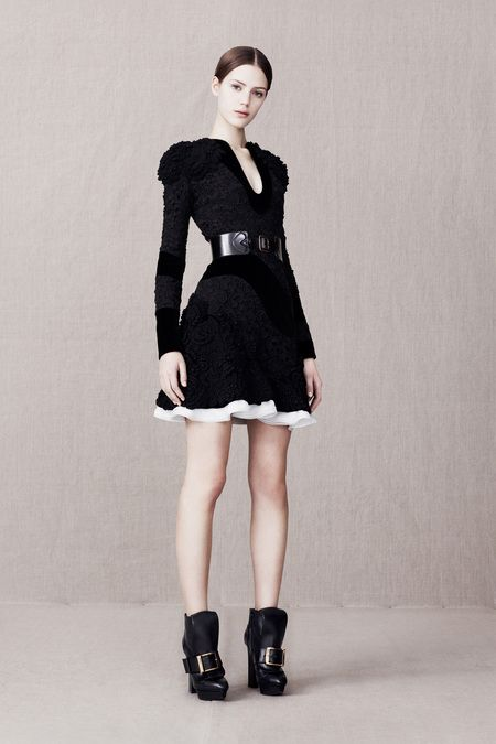 Toya's Tales: What Will Catch My Eye?: Alexander McQueen - My Top 5 Faves From PRE-Fall 2013