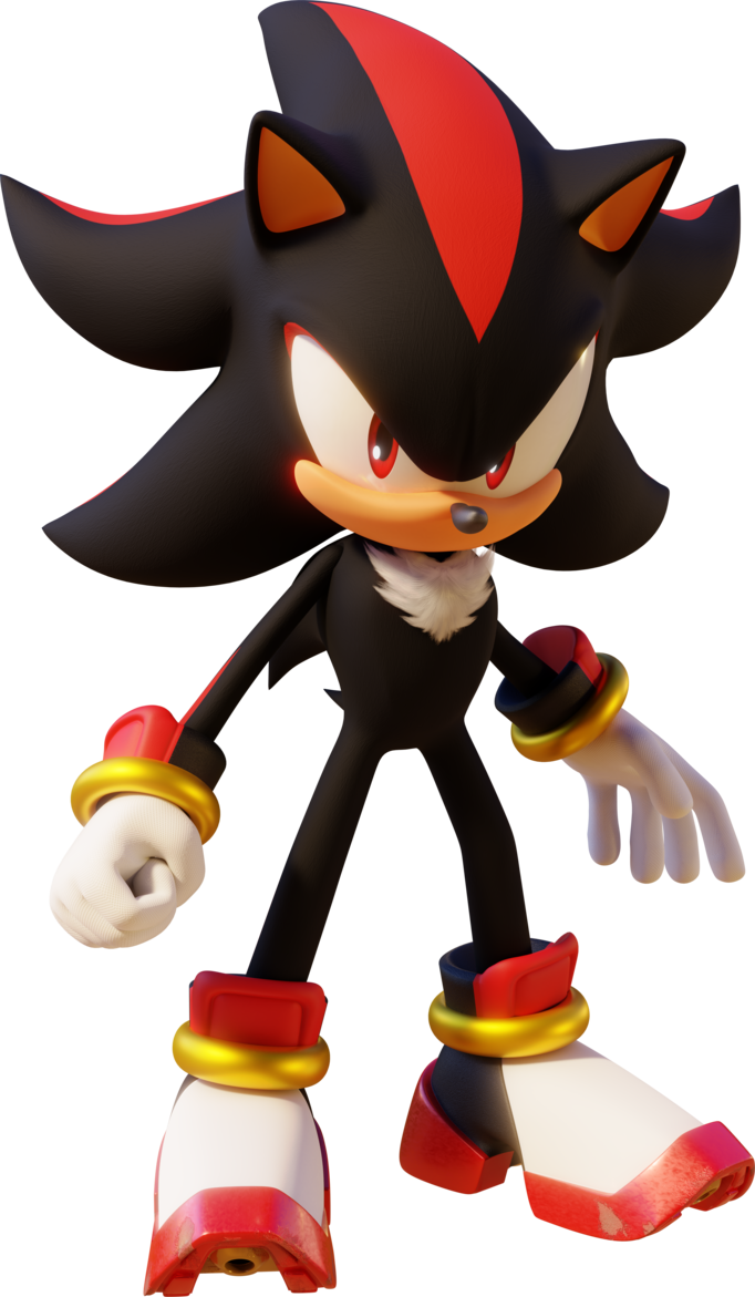 Shadow Pose Team Sonic Racing By Hypersonic172 Shadow The Hedgehog Sonic Sonic Heroes