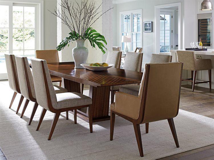 Lexington Kitano Dining Room Set Modern Dining Room Tables Side