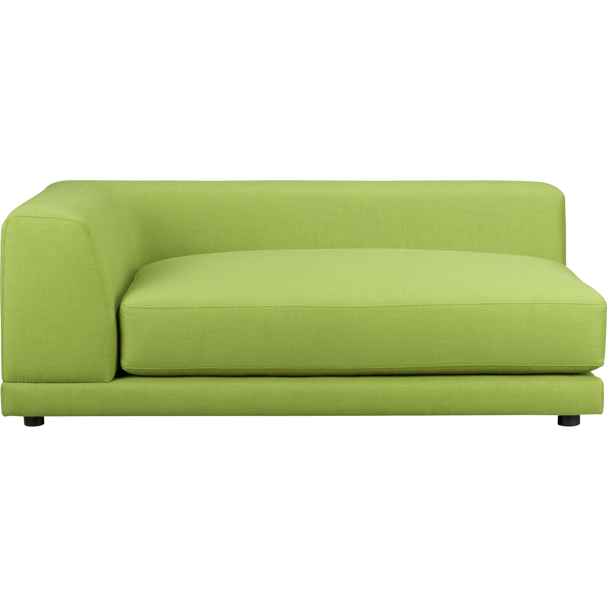Uno Kiwi Left Arm Sofa One Super Easy