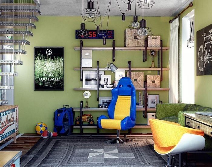 Wohnideen Jugendzimmer Fussball 1001 ideen für zimmer die echt cool sind fuß