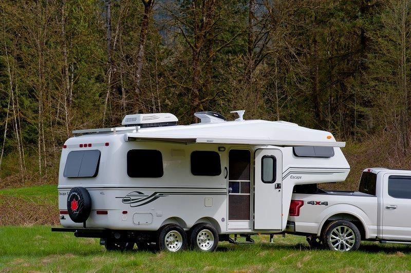 Small Fifth Wheel Campers Fifth Wheel Campers Camper Rv Campers