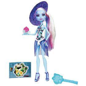 Monster High Skull Shores Abbey Bominable Doll $32.95