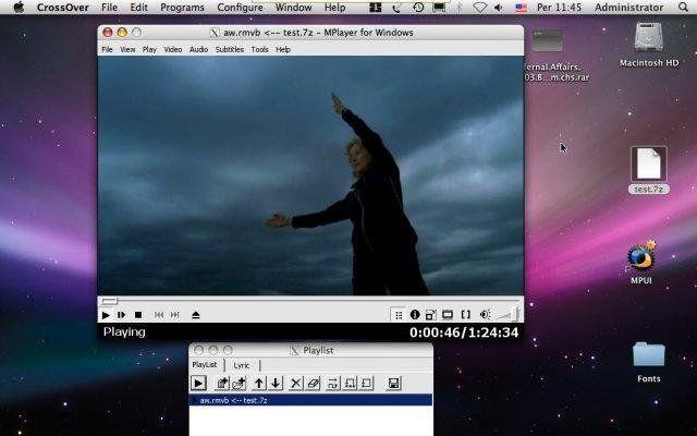 MPUI in Mac