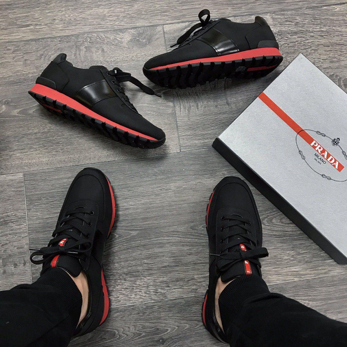 Prada Runners   Shoes mens, Sneakers