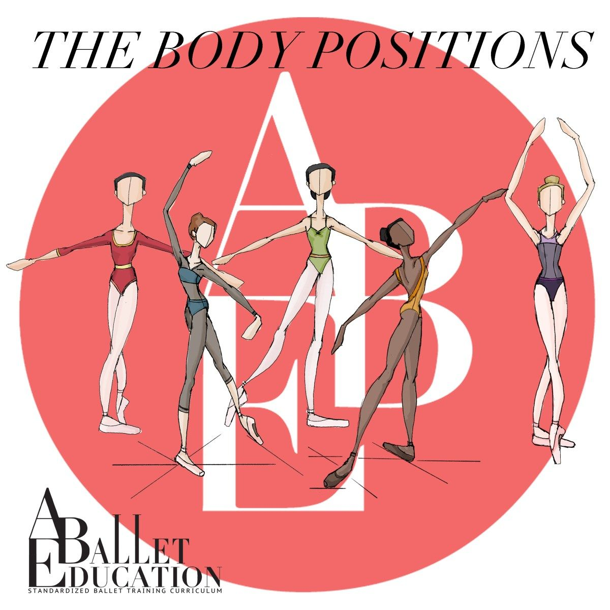 A Ballet Educationthe Body Positions Of Ballet
