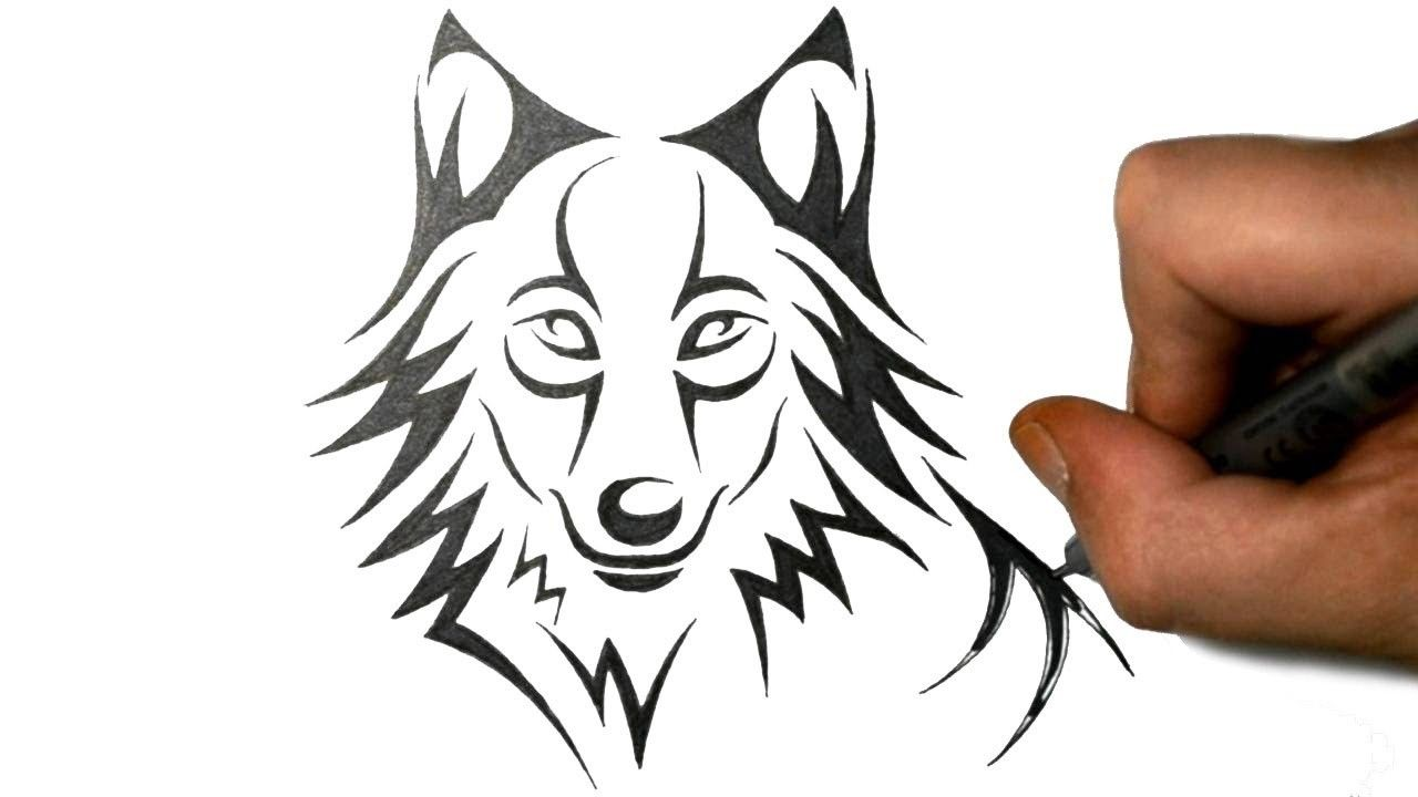 Cool Wolf Drawings Easy 3 Decoration Cool Wolf Drawings Wolf Drawing Easy Wolf Drawing
