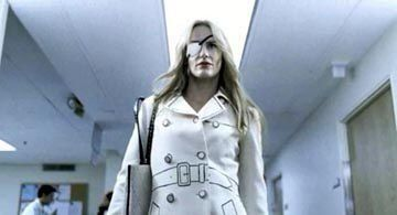 Kill Bill This Is Who I Channel When My Ocular Shingles Acts Up I Want That Eye Patch Kill Bill Daryl Hannah Strong Female Characters