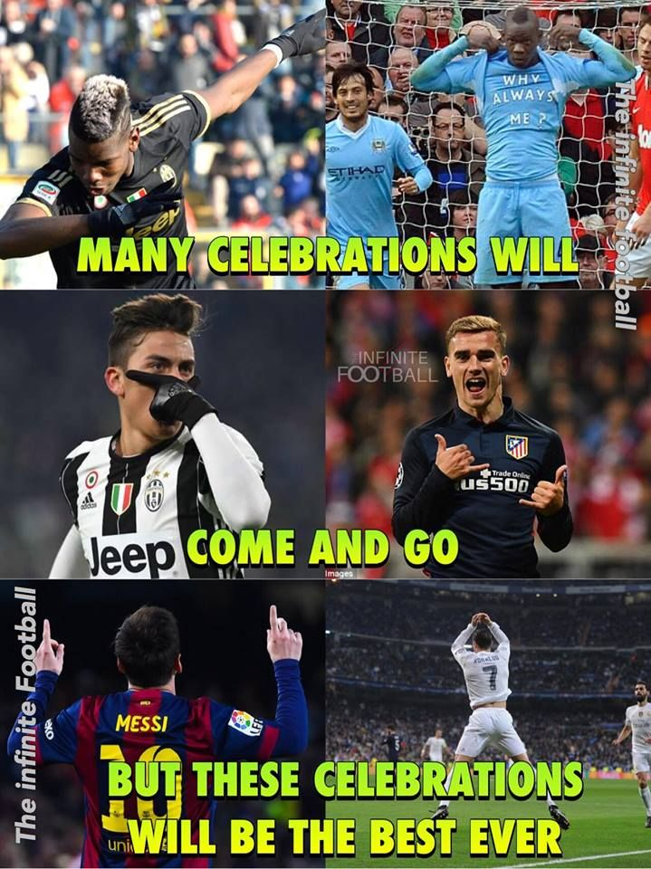 Pin By Puranjay On Ucl In 2020 Funny Soccer Memes Soccer Jokes Soccer Memes