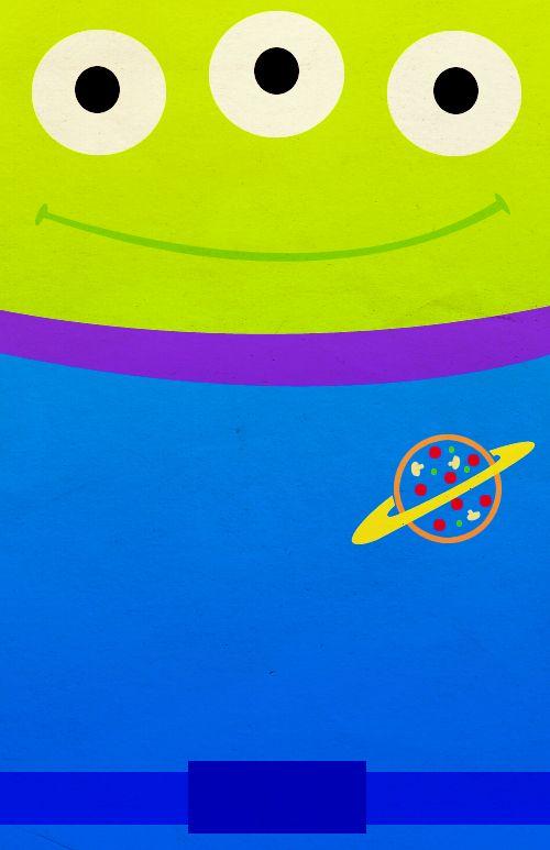 Toy Story Aliens Phone Background By Petite Tiaras More Pixar Ones Here Simpledisneythings Post 21535341224