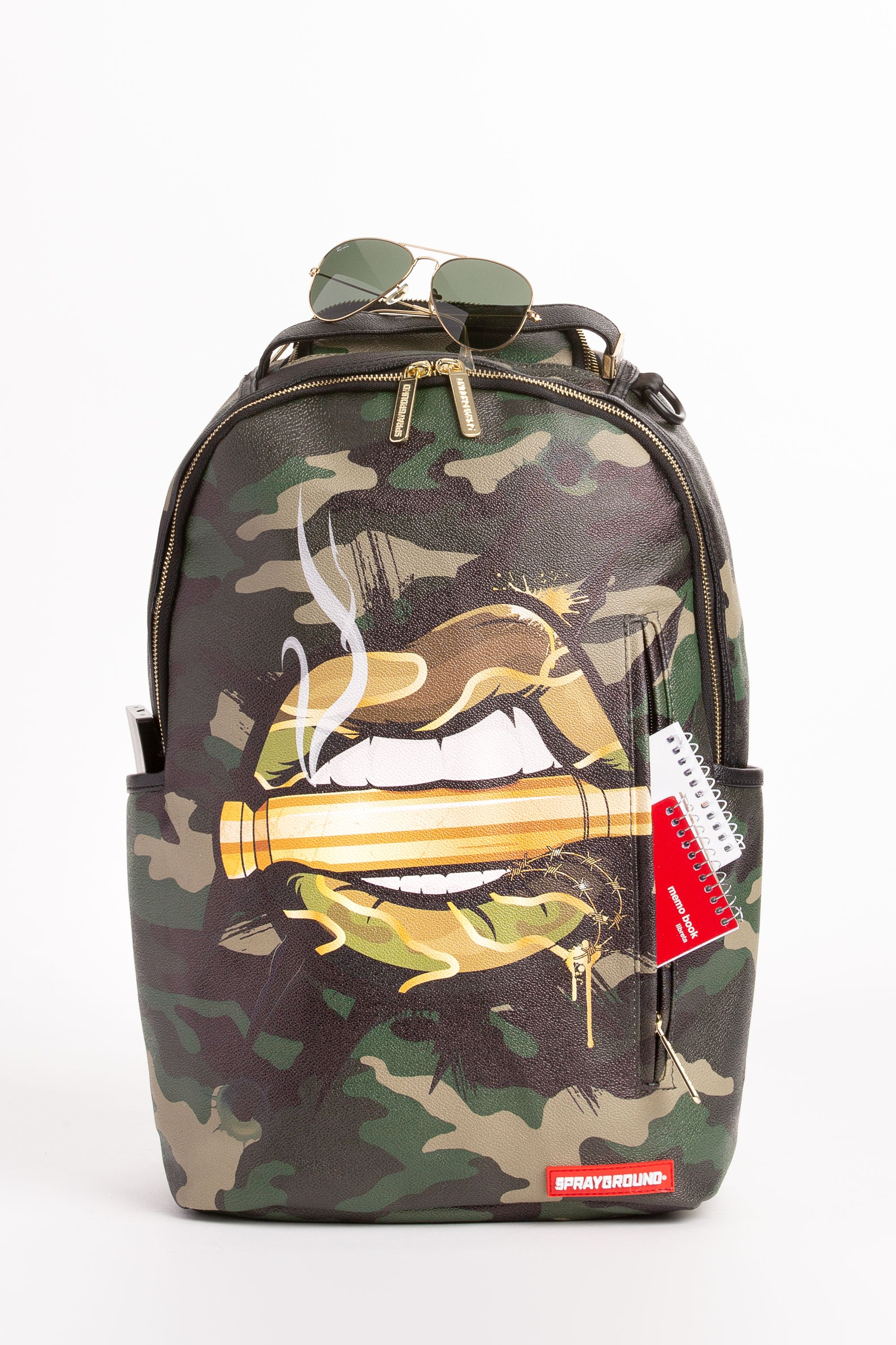 6e4f4858fd8e Sprayground Army Lips Backpack Home Backpack Brands Sprayground ...