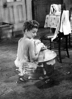 That Nude girl bath tub phrase