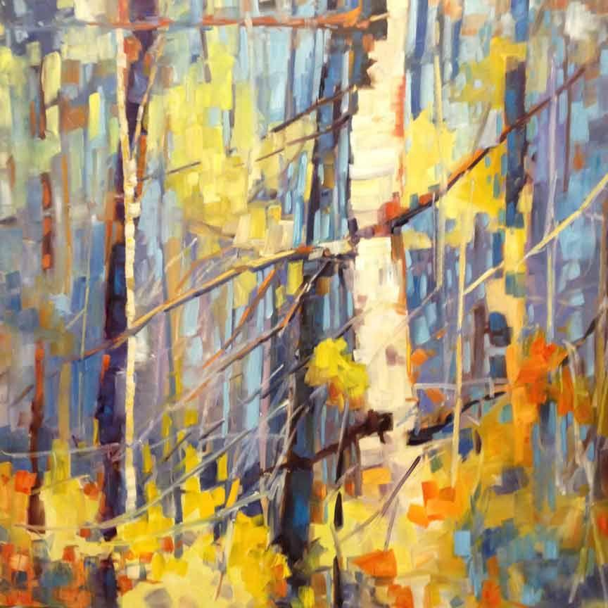 Sheila Davis Painting