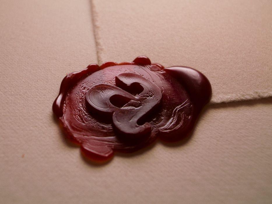 23++ Wax stamp letter l ideas