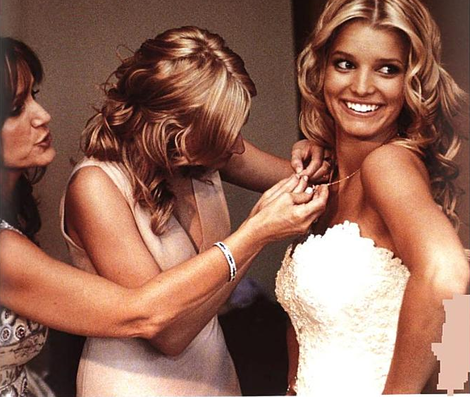 Jessica Simpson Wedding Http Www Marketplaceweddings Com Blog Celebrity Wedding Trends Celebrity Wedding Makeup Jessica Simpson Wedding Celebrity Weddings