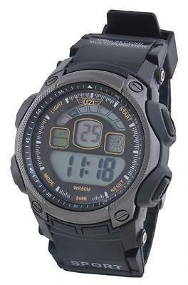 UZI Digital Sport Watch Multi-Function Digital Men's Watch Free Shipping