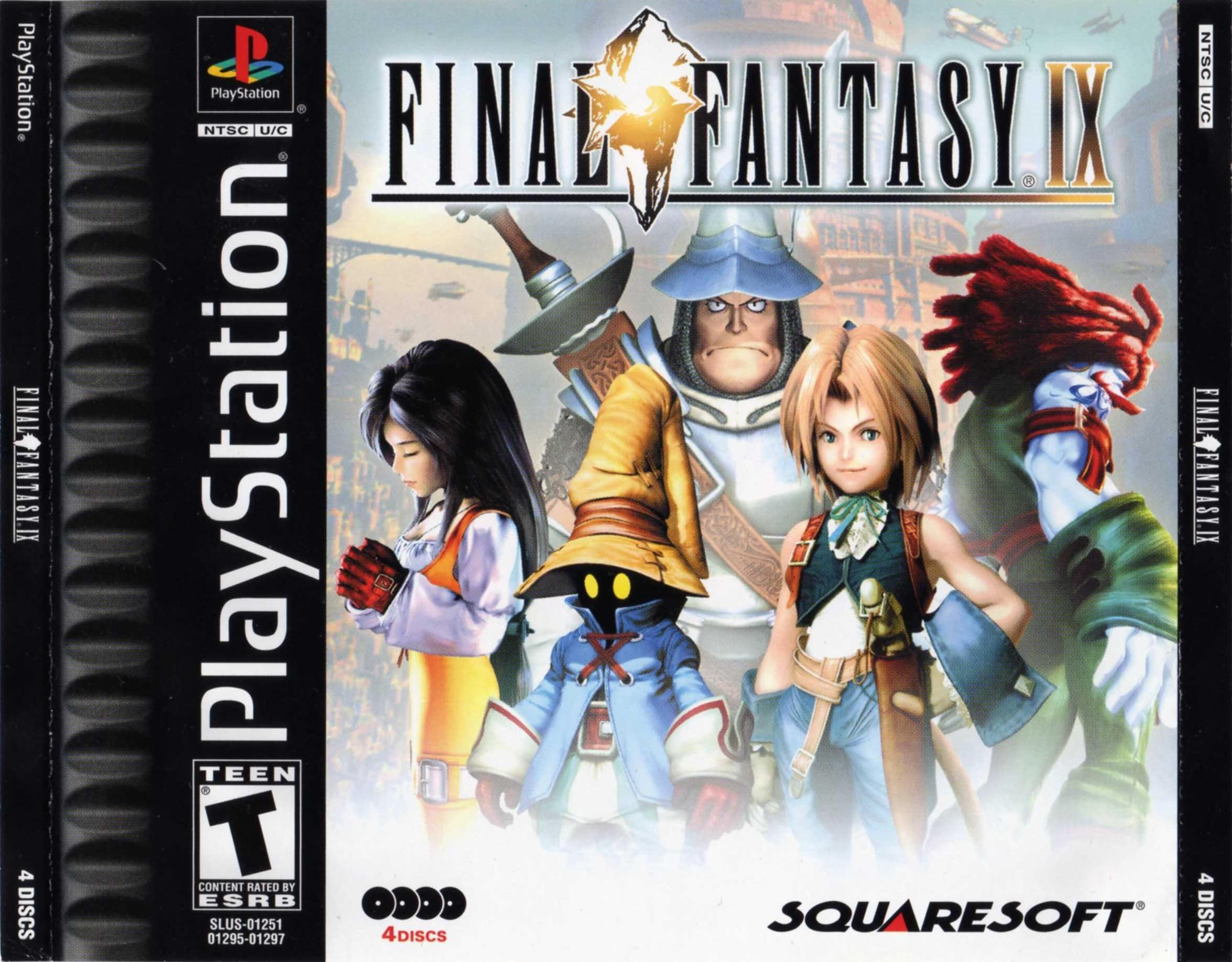 Final Fantasy Ix 2000 Final Fantasy Ix Final Fantasy Fantasy