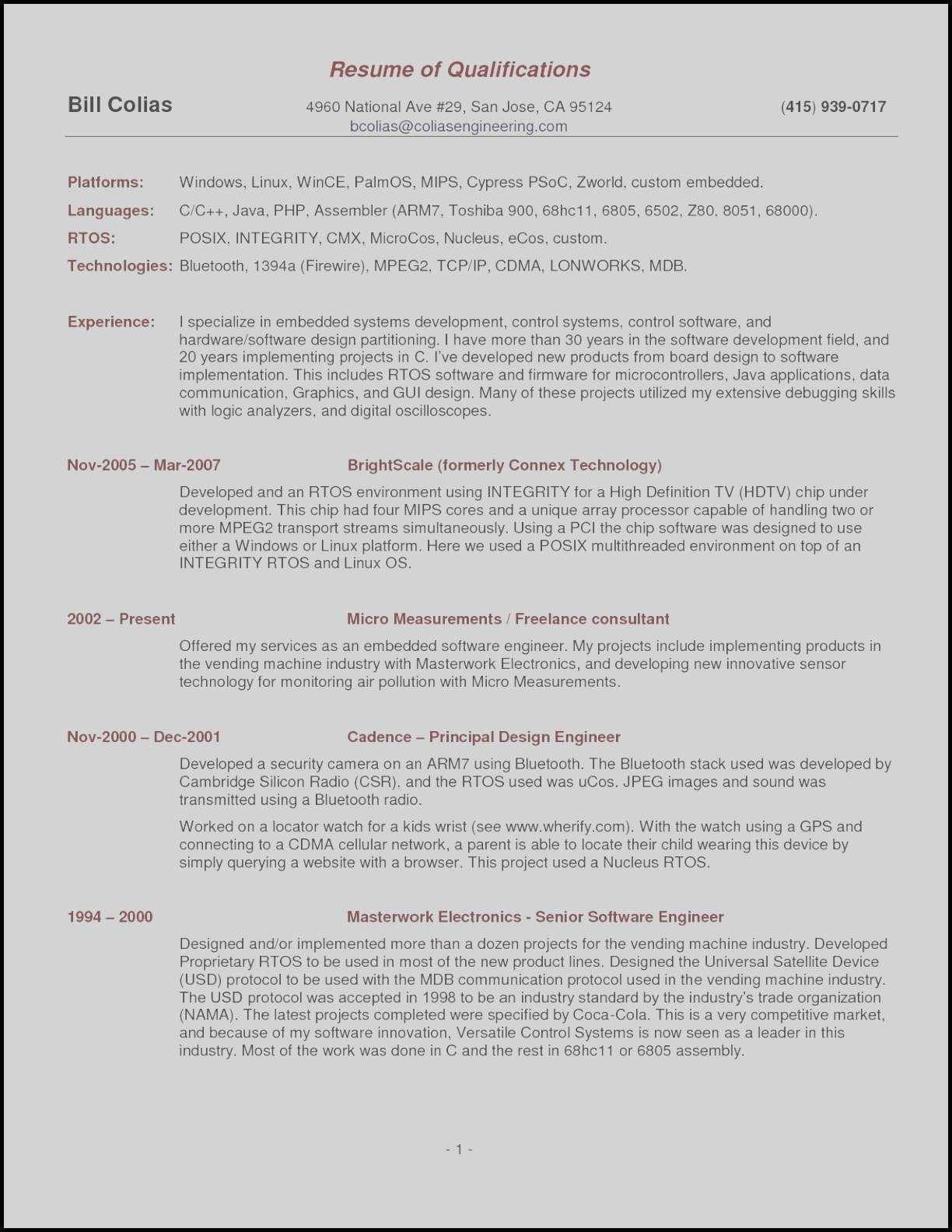Java Projects for Resume Luxury My Factory Cv élégant S