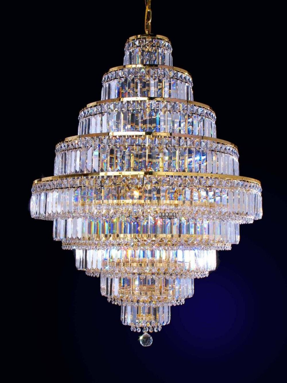 Unique Chandelier Lighting is a new way of lighting Lighting and