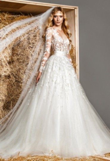 Zuhair Murad wedding dress 2016 | Once Upon A Wedding | Pinterest ...
