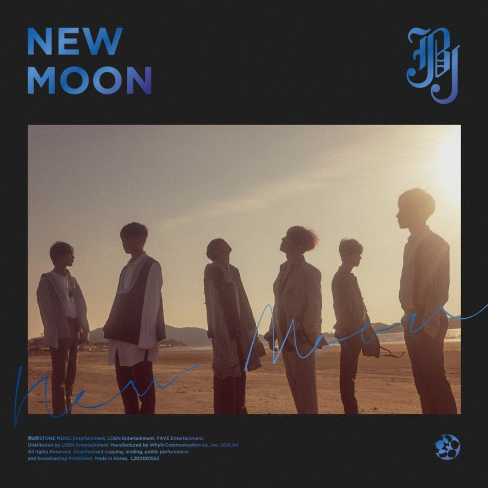 Jbj New Moon Album Lyrics New Moon Album Songs Album