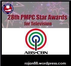 Abs Cbn Wins Best Tv Station At The 28th Pmpc Star Awards For Tv