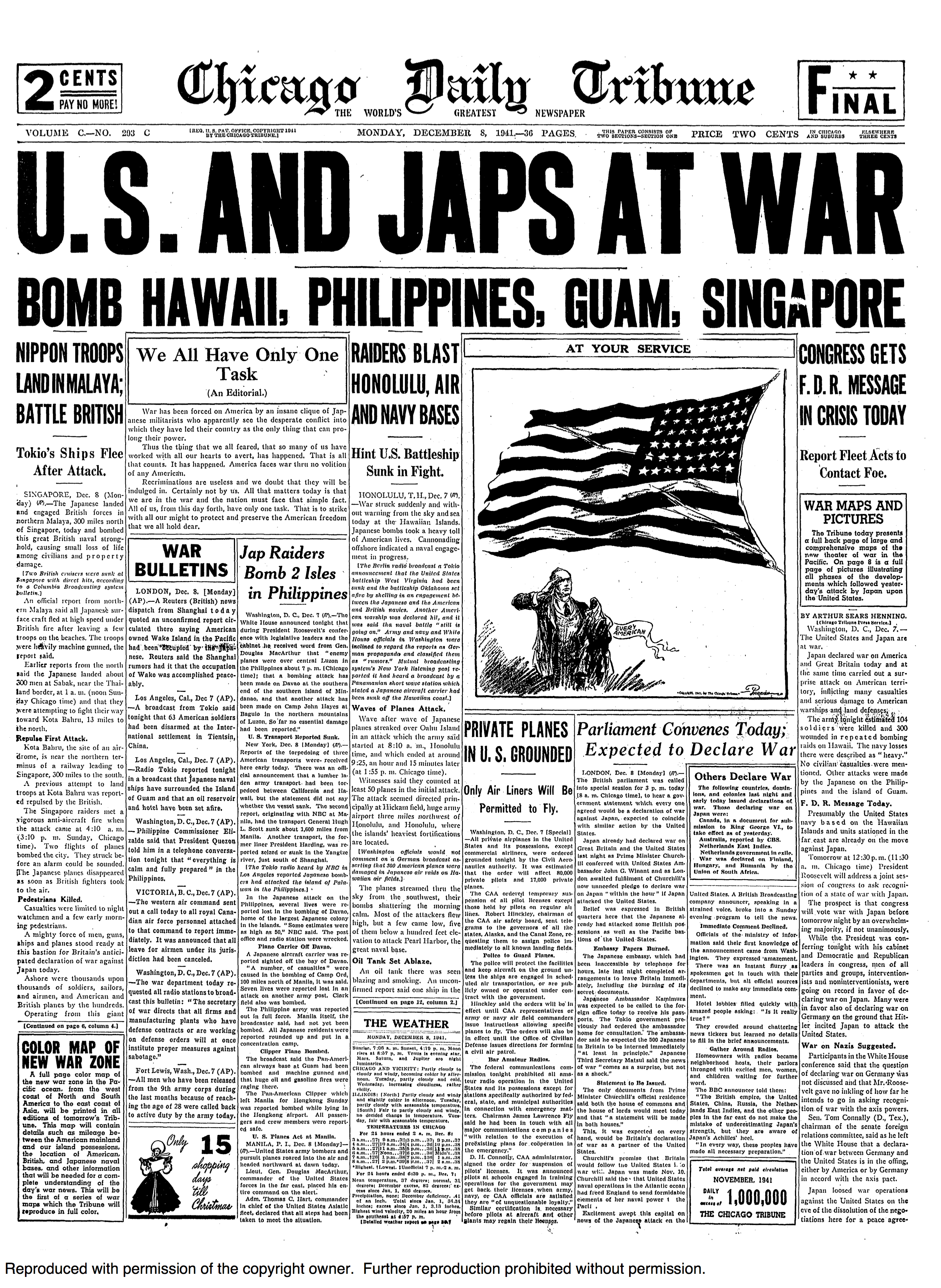 Papers on pearl harbor