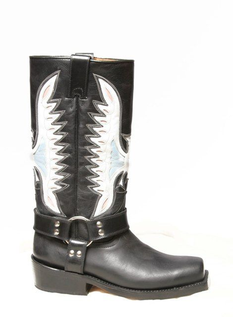 Kowbojki Buffalo Made In Mexico 5822266715 Oficjalne Archiwum Allegro Boots Riding Boots Cowboy Boots