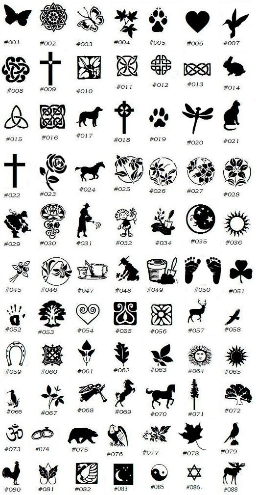 Image Result For Celtic Symbols And Meanings Symbols Pinterest