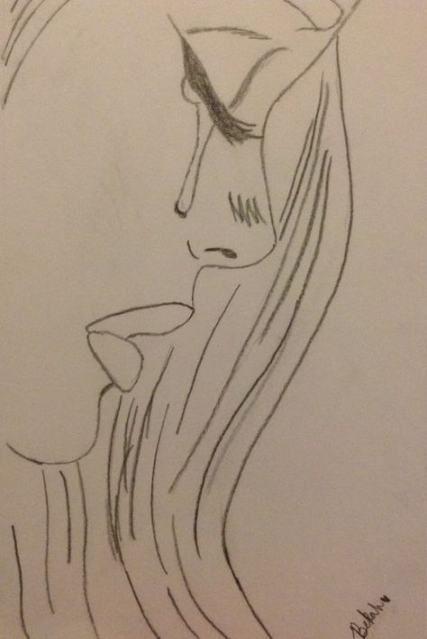 Bleistiftzeichnungen Einfache Skizzen - Art