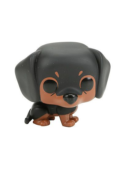 Funko Pets Pop! Dachshund Vinyl Figure, , alternate