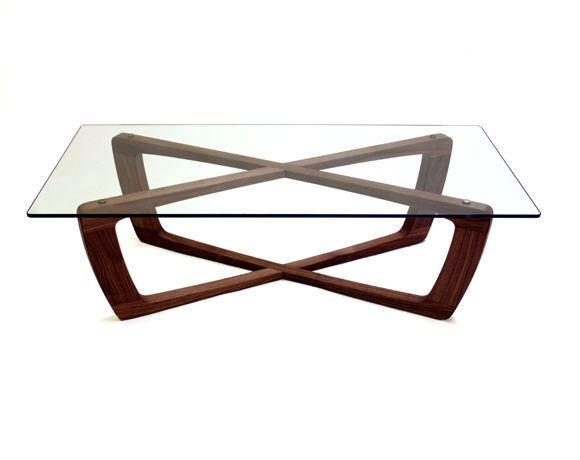 Discover All The Information About The Product Coffee Coffee Table /  Contemporary / Glass / Rectangular KUSTOM   Bark And Find Where You Can Buy  It.