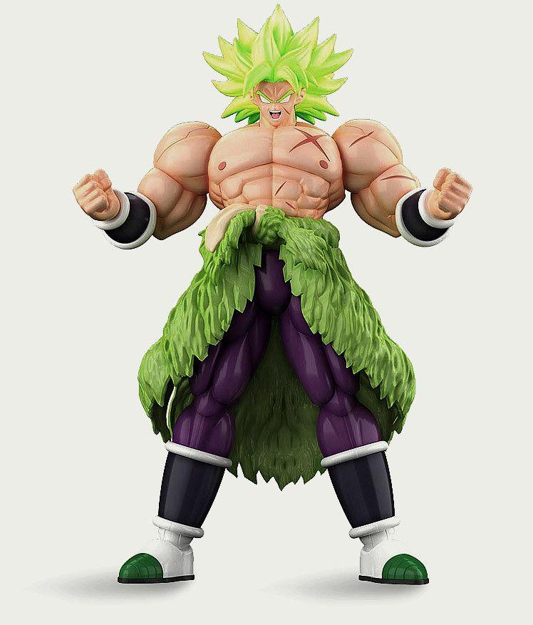 Bandai Japan S.H.Figuarts Dragon Ball Super God Gogeta and Broly Full Power Set