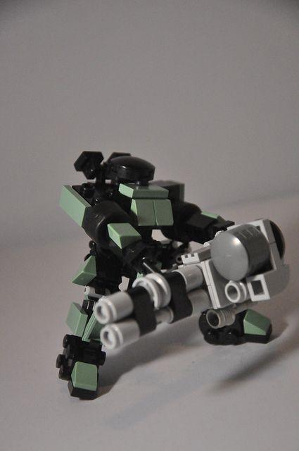 Lt. Ashers Modified Chub by Mitten Ninja, via Flickr